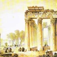 18 Rom, Tempel des Antoninus und der Faustina, 141n. Chr.