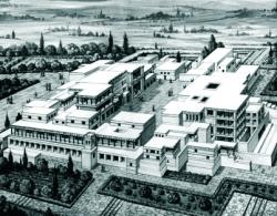 Vom Höhlenmenschen zur Palastgesellschaft. Stadtentwicklung und Hausarchitektur auf Kreta im 3. und 2. Jahrtausend vor Christus