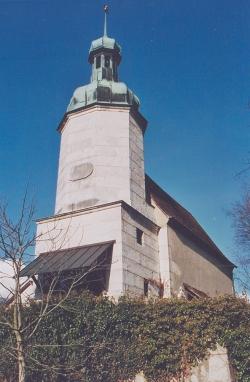 Die Loretokapelle in Solothurn - eine Nachbildung des Heiligen Hauses von Nazareth
