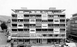 Eine aussergewöhnliche Fassadengestaltung von Roland Rohn